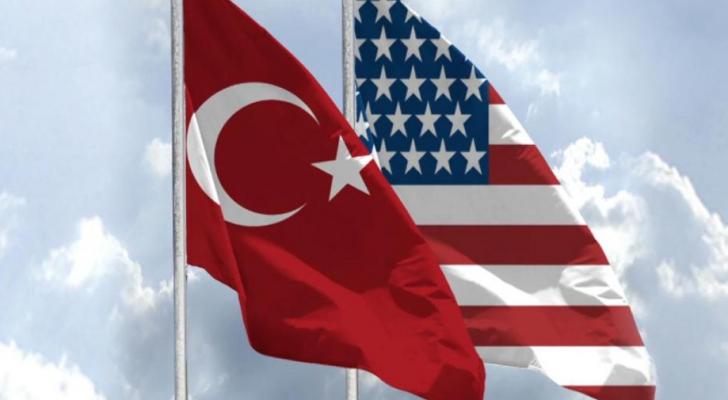 امريكا وتركيا