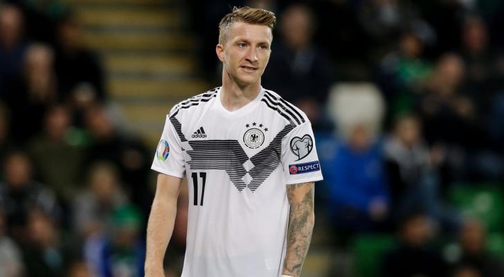 الإصابة تبعد رويس عن منتخب الألماني