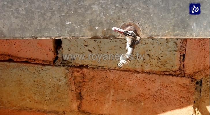 توقف ضخ المياه عن مناطق في الأردن والقبض على المتسببين .. تفاصيل