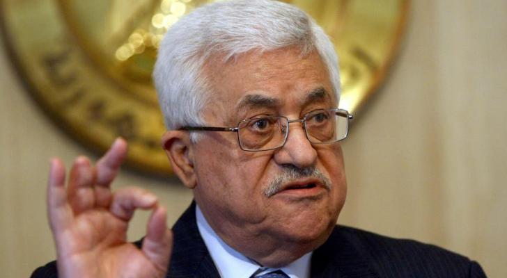 الرئيس الفلسطيني محمود عباس - ارشيفية