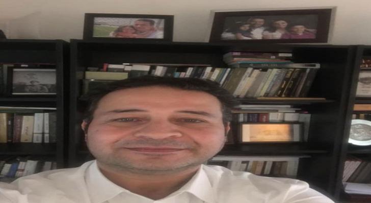 وزير الثقافة السابق محمد أبو رمان