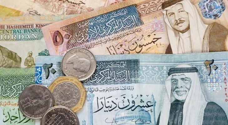 العملة الأردنية
