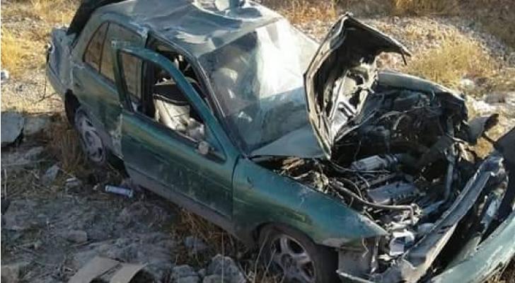 حادث تدهور ينهي حياة شاب في أربد