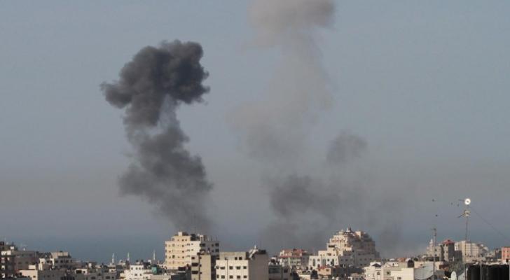 عدوان الاحتلال على قطاع غزة - ارشيفية