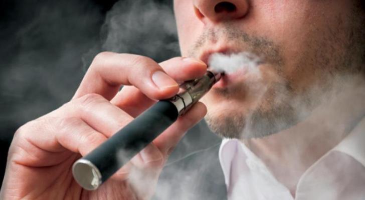 تحديد العنصر المؤذي في السجائر الالكترونية