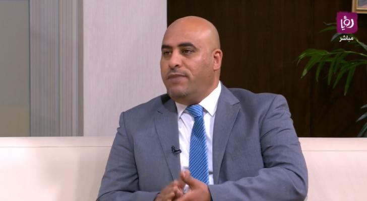 رئيس مجلس محافظة مادبا - اللامركزية - د. يوسف غليلات