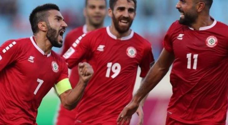 المنتخب اللبناني - أرشيفية