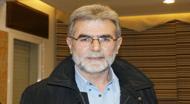 الأمين العام لحركة الجهاد الاسلامي زياد النخالة