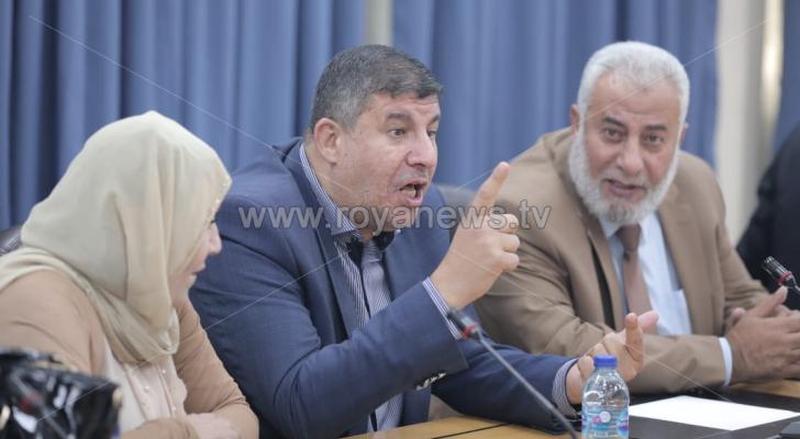 رئيس لجنة فلسطين النيابية، يحيى السعود