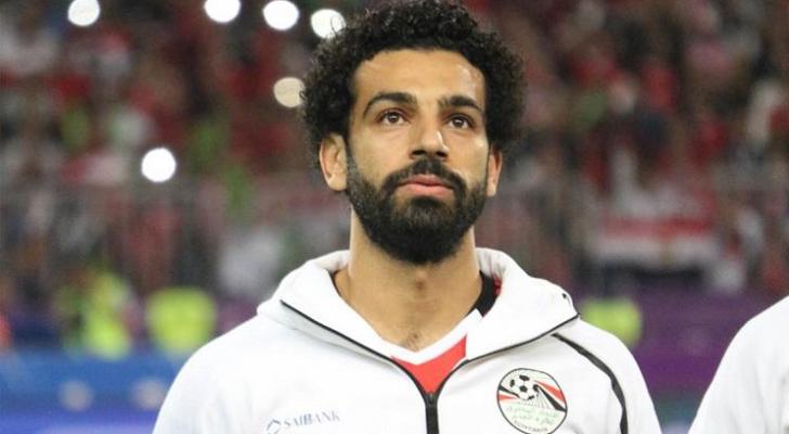 الإصابة تبعد صلاح عن مواجهتي مصر المقبله