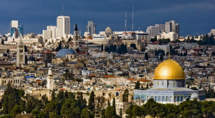 مدينة القدس - ارشيفية