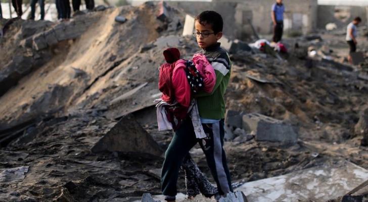 بيان من جمعية جماعة الإخوان المسلمين حول أحداث غزة