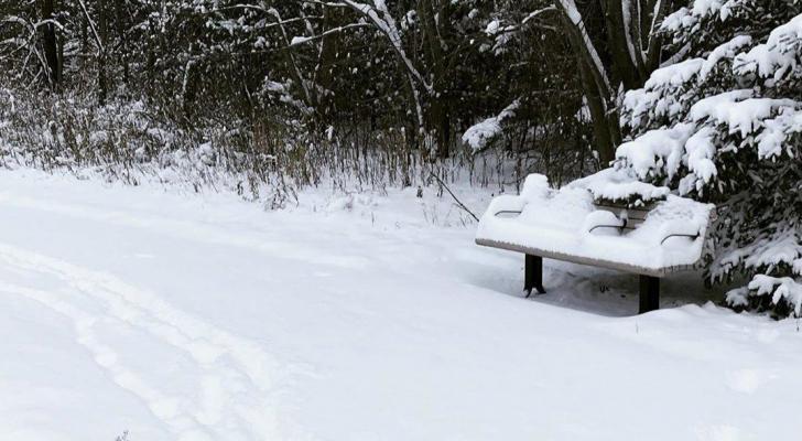 """الحياة تجمدت في أوتاوا الكندية .. ثلوج لا تتوقف و 26 تحت الصفر  """"صور"""""""