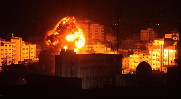 وقف إطلاق النار بين الفصائل الفلسطينية والاحتلال في غزة