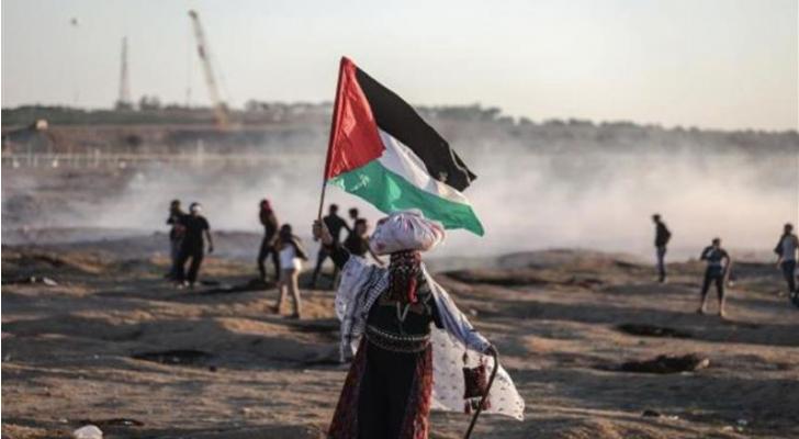الوطني الفلسطيني: ماضون بنضالنا حتى تحقيق حلم الشهداء