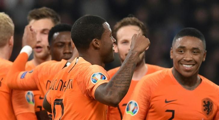 تصفيات كأس أوروبا 2020: هولندا وألمانيا على أبواب التأهل