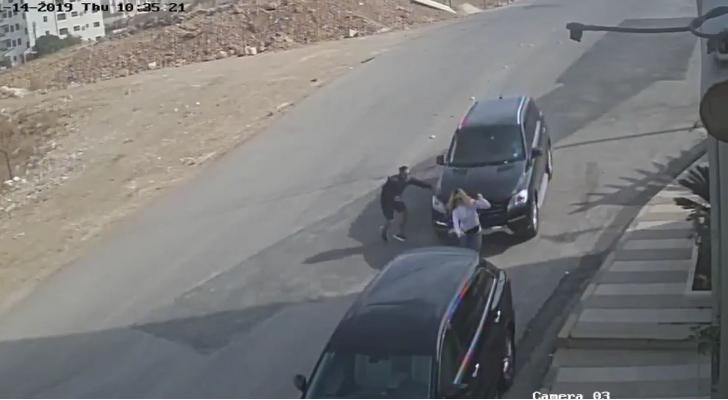 حادث دهس فتاة في أحد مناطق عمان