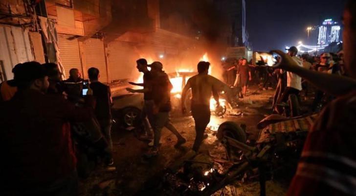يوم دام في العراق.. وانفجارات تهز بغداد