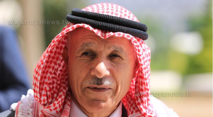 النائب صالح العرموطي