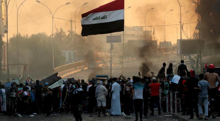 العراق.. تعطيل دوائر حكومية بـ 3 محافظات وإغلاق معبر مع إيران
