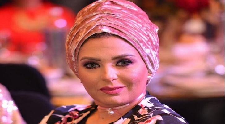 الفنانة المصرية صابرين