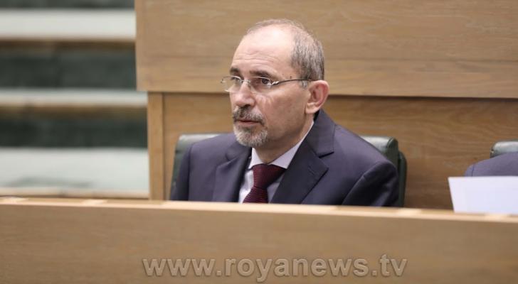 وزير الخارجية وشؤون المغتربين الاردنيين أيمن الصفدي