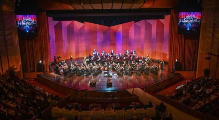 مسرح سعودي