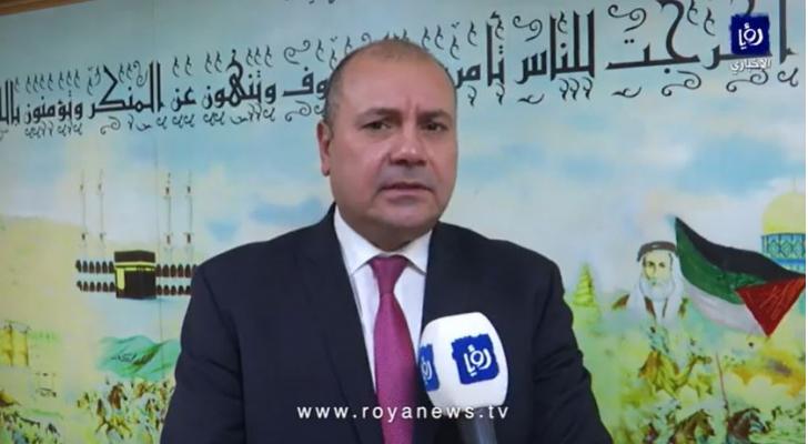 رئيس اللجنة القانونية النيابية عبدالمنعم العودات