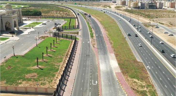 الطرق في دبي