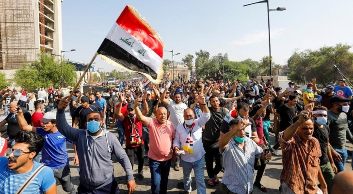 قتلى وجرحى في مواجهات جديدة وسط بغداد