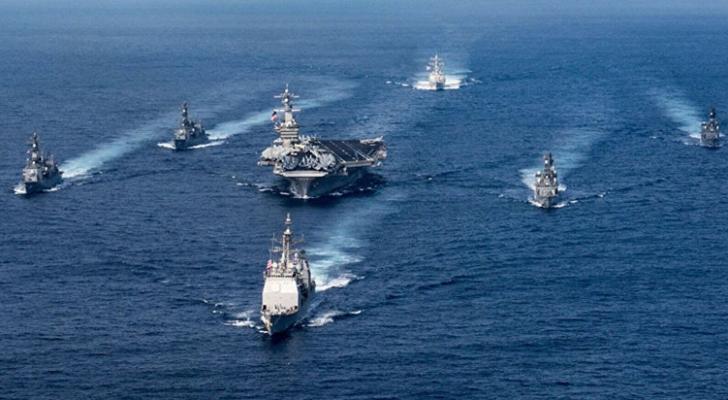 التحالف البحري