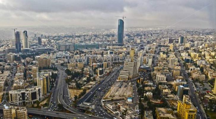 العاصمة عمّان - أرشيفية