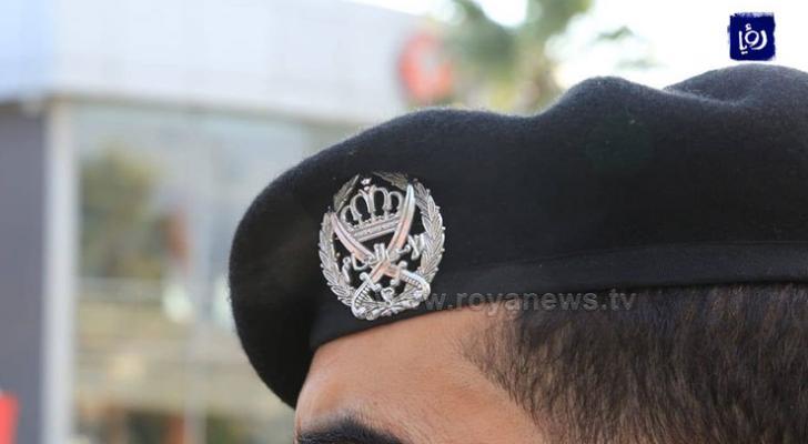 أحد مرتبات الأمن العام