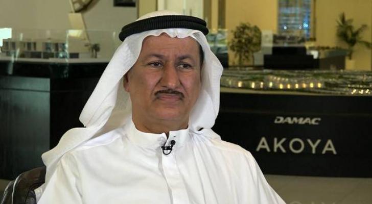 الملياردير الإماراتي حسين سجواني