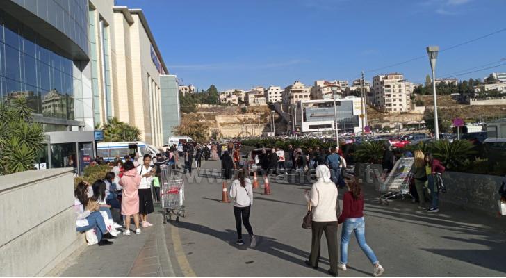 صورة من العاصمة عمان
