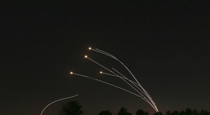 اطلاق صاروخ - أرشيفية