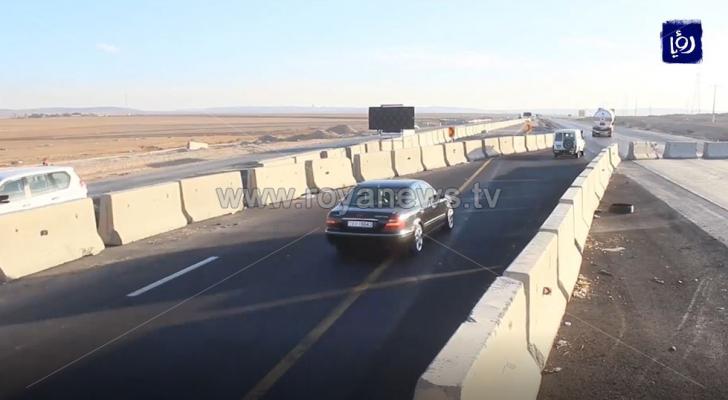 التحويلات على الطريق الصحراوي تفاقم مشكلة الحوادث المرورية