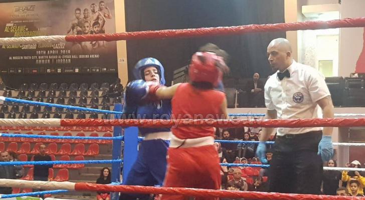 انطلاق بطولة الملاكمة النسوية  2019 في الأردن