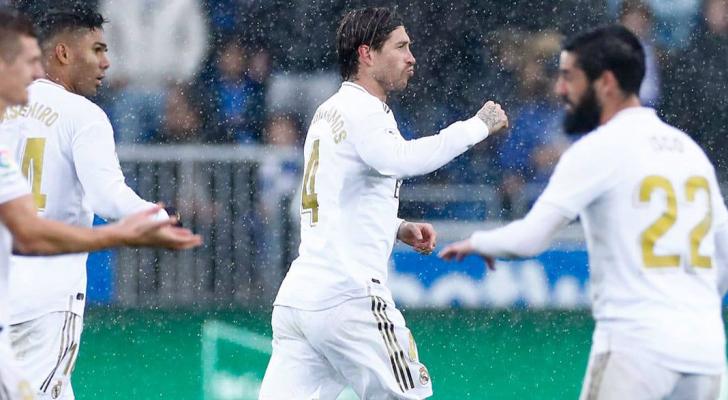 ريال مدريد يتصدر الليجا مؤقتًا بالفوز على ألافيس