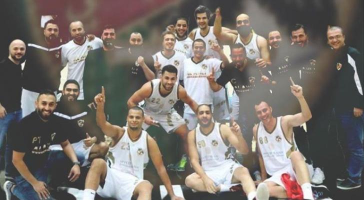 بيان من النادي الاهلي إلى اللجنة المؤقتة في الاتحاد الأردني لكرة السلة