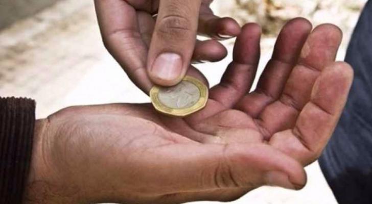 التسول في الأردن تحول لظاهرة مقلقة