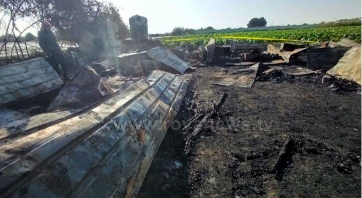الصورة من مكان الحادثه