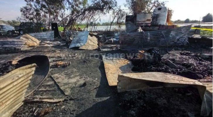 الدفاع المدني يصدر نتائج التحقيقات في فاجعة حريق الشونة ...