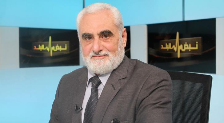 جميل أبو بكر عضو المكتب التنفيذي في جماعة الاخوان المسلمين