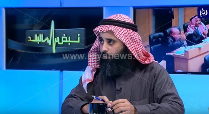 النائب محمد الرياطي