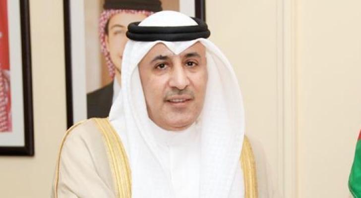 سفير دولة الكويت لدى الأردن عزيز الديحاني