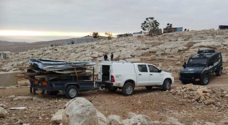 تهدف إجراءات الاحتلال القاسية بحق الفلسطينيين لدفعهم على الهجرة القسرية