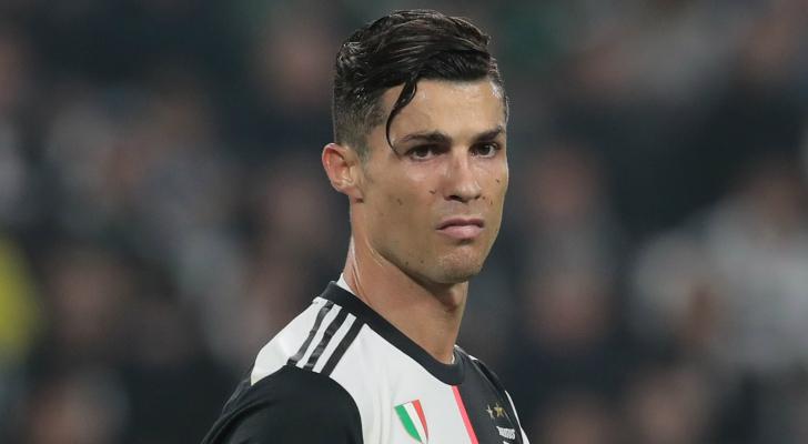 اللاعب البرتغالي كريستيانو رونالدو