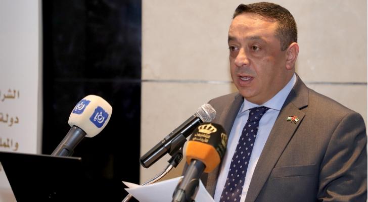وزير الدولة لشؤون رئاسة الوزراء سامي الداوود