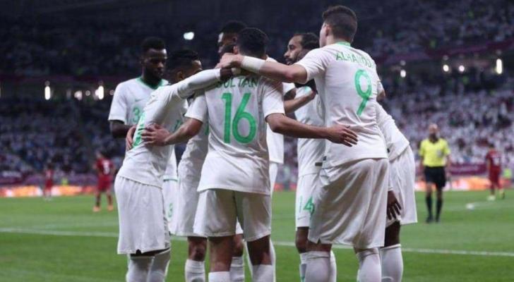 السعودية تسقط قطر وتبلغ النهائي